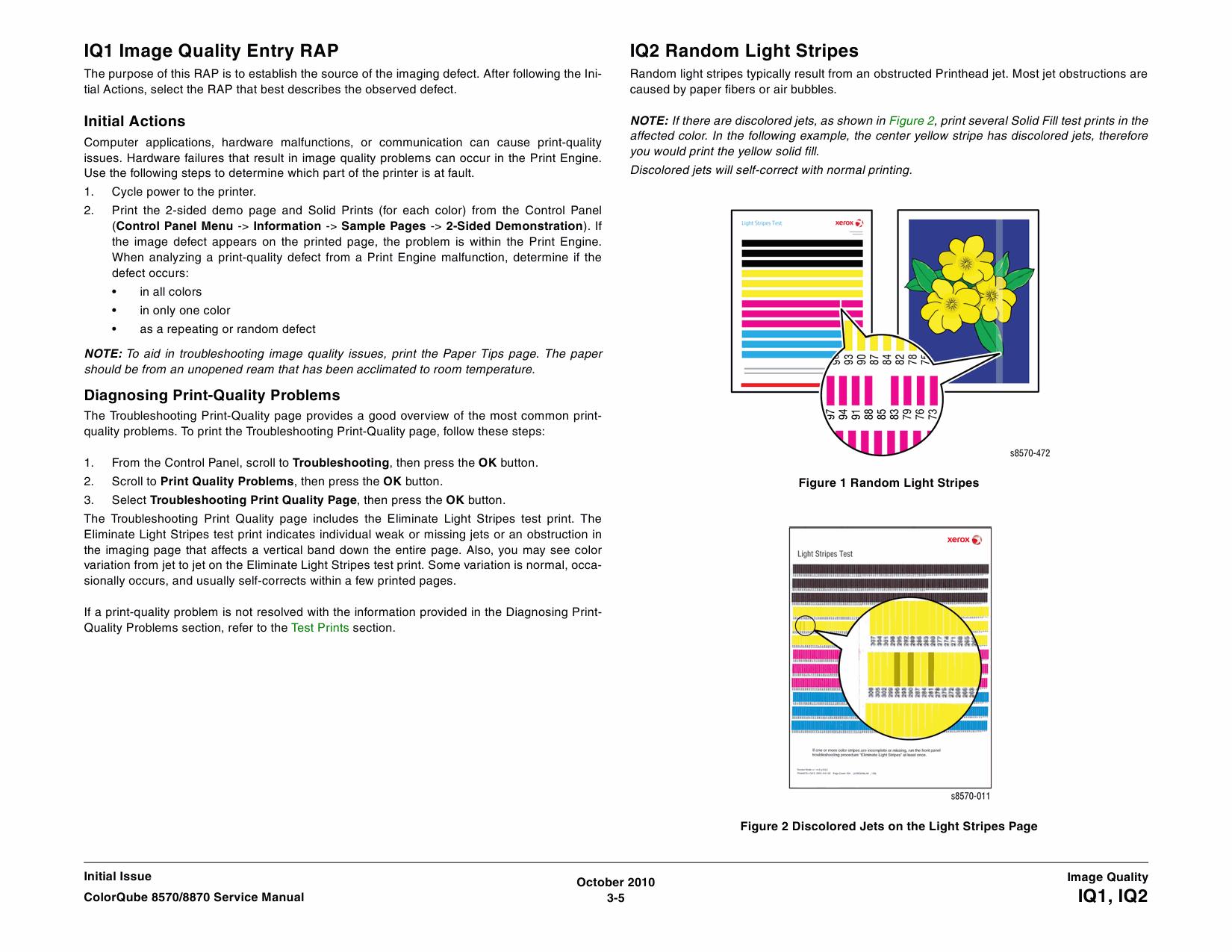 Xerox Printer ColorQube-8570 8870 Parts List and Service Manual-3